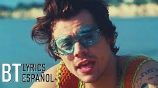 Harry Styles - Watermelon Sugar (Lyrics + Español) Video Official