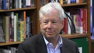 """Richard Thaler, """"Misbehaving"""""""