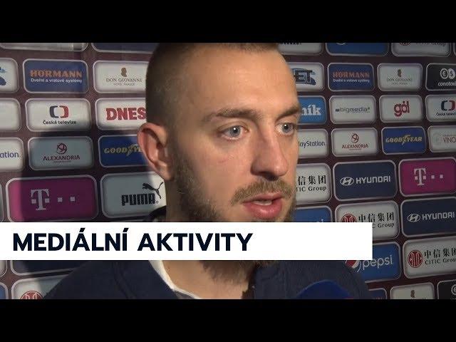 Mediální aktivity české fotbalové reprezentace