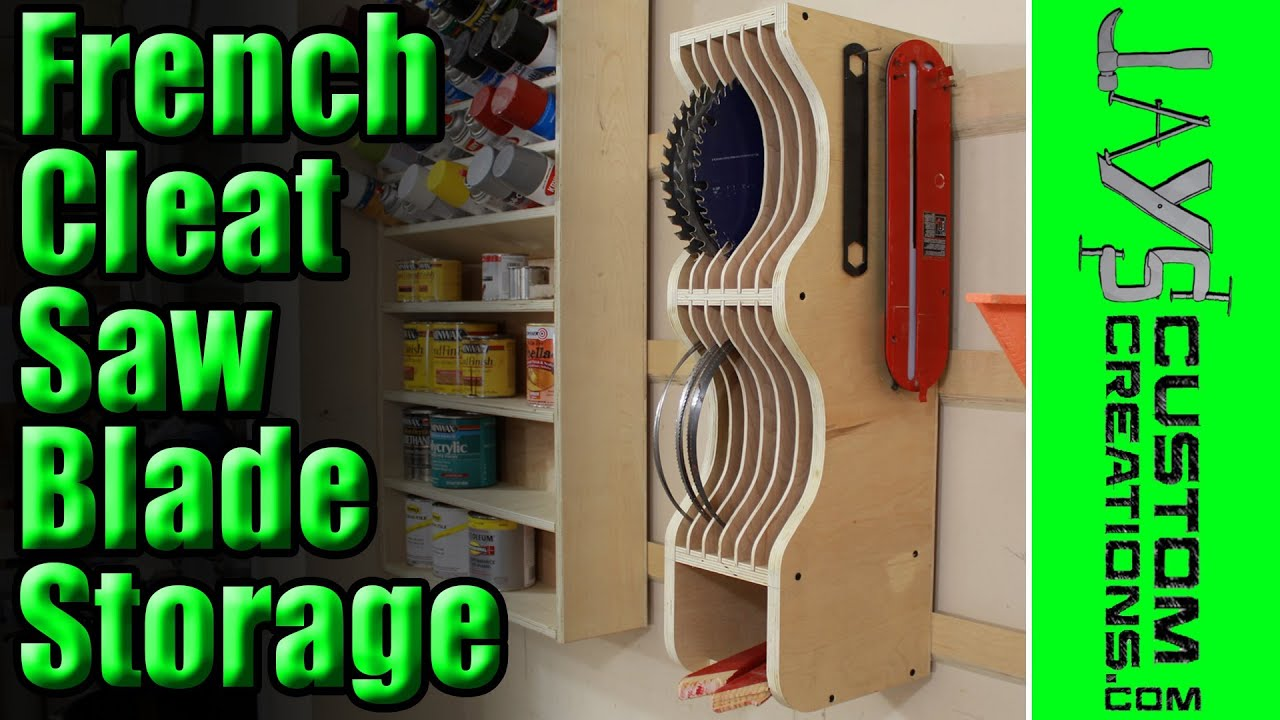 Wood Storage Rack Ideas