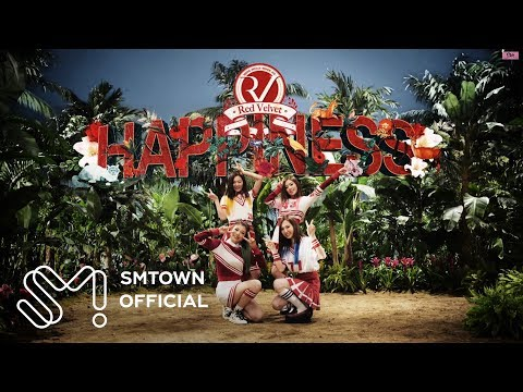 Red Velvet 레드벨벳 '행복 (Happiness)' MV Teaser
