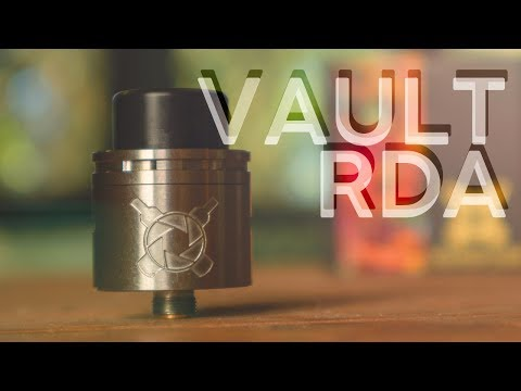 video Asmodus X Vapeporn Vault 24mm Bf Rda