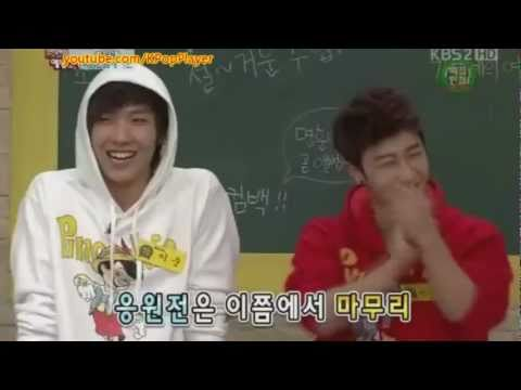 [Eng Sub] Lee Joon vs. Gikwang Dance Battle