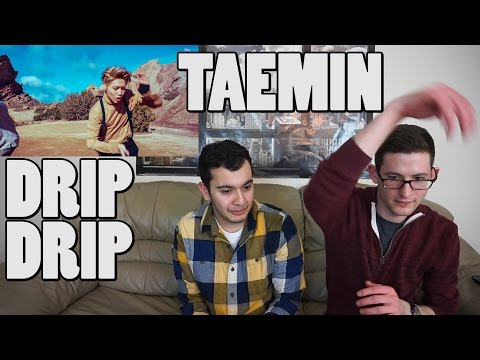 TAEMIN - Drip Drop MV Reaction
