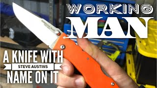 Now you're a Man - The Cold Steel WORKING MAN (MAYRN)