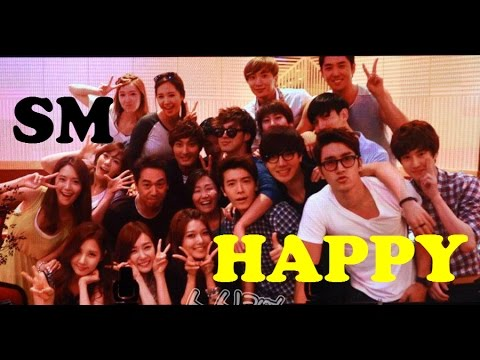 SMTown Artists - HAPPY & CRAZY MOMENTS