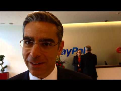 david marcus paypal - YouTube