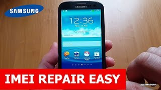 Repair IMEI 350000000000006 Security damaged All Samsung Khmer
