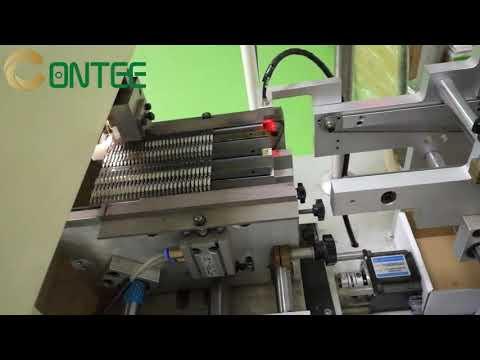 Video de prueba de batería de CONTEE