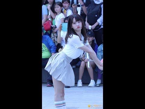 [4k] 170528 DIA - 나랑 사귈래 주은 직캠 @ 부산 광안리 버스킹 by 해를보는아이