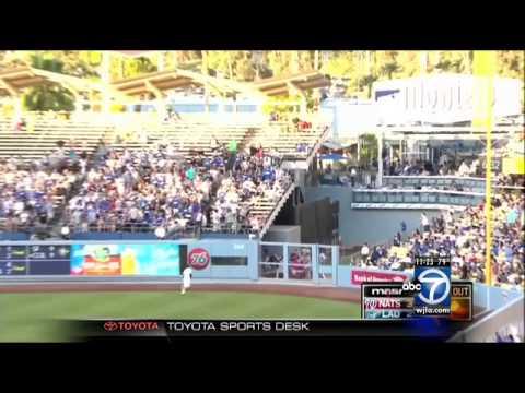Homer-happy Nationals beat Dodgers 6-4