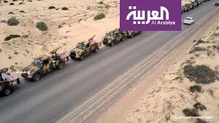 ليبيا.. معركة كسر عظم بين حفتر والسراج     -