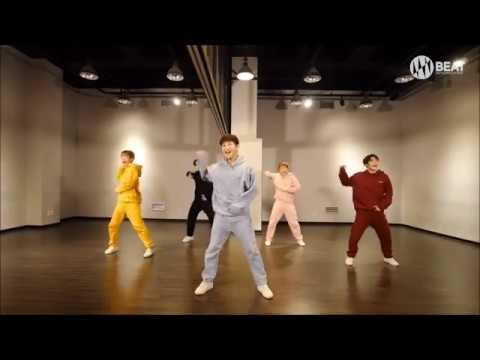 H.O.T - 캔디(Candy) Dance practice (by A.C.E 에이스)
