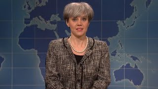 SNL's Kate McKinnon takes on Theresa May