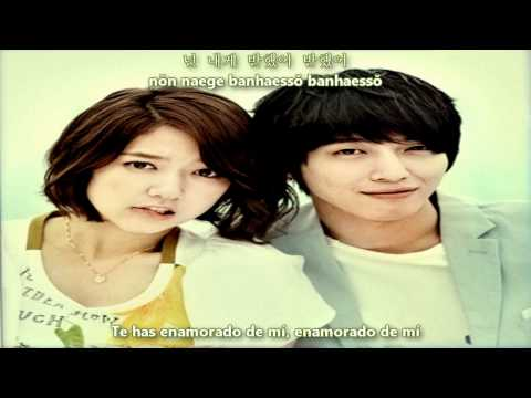 Jung Yong Hwa - You´ve Fallen For Me [Sub Español + Hangul + Romanización]