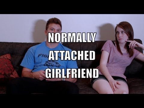 Day In The Life Of A Normally Attached Girlfriend