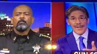 Geraldo Rivera Fails During Gun Control Debate