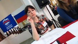 Волгоград: журналиста без аккредитации на праймериз не допускают