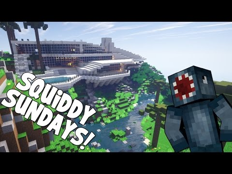 Minecraft - Squiddy Sunday's - Death By APPLE! - iBallisticSquid  - F6HyvRzvzZ0 -