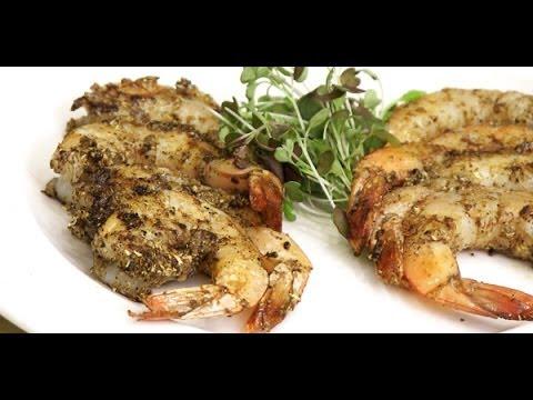 Black Pepper Shrimp - Floyd Cardoz's Inspired Recipe | Potluck Video