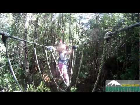 Aguaventura Tree adventure