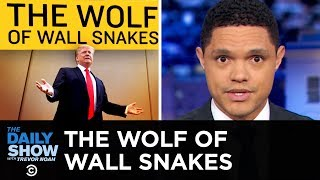 Trump Wants a Border Moat Filled with Snakes and Alligators   The Daily Show