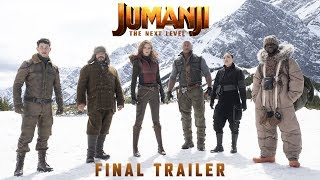 JUMANJI: THE NEXT LEVEL - Final HD
