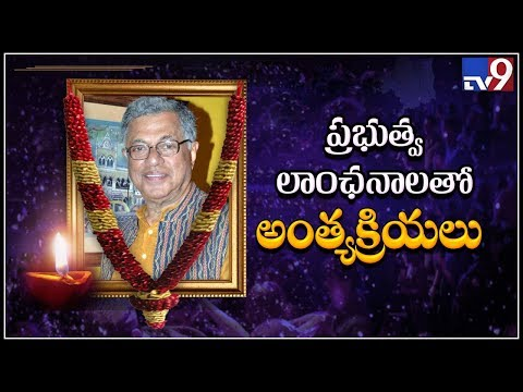 Girish Karnad no more : Condolences pour in from across the country - TV9