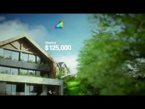 Zaarour Hills: $125,000 Chalets starting price