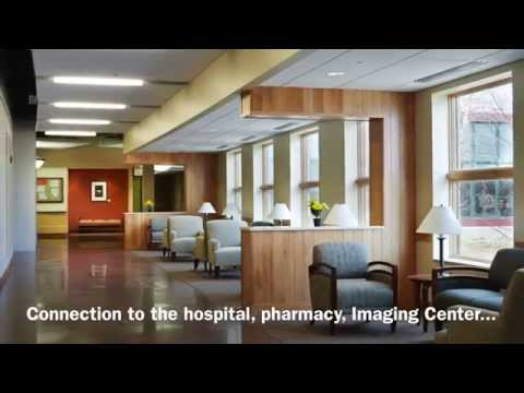 Take a tour of our new medical office building