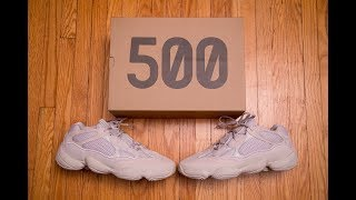The Ugly Duckling of Yeezys || Adidas Yeezy 500 'Blush' by Kanye West Review and On Feet