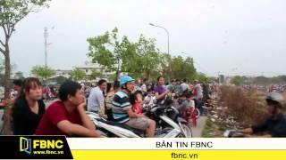 FBNC - TP.HCM: Tai nạn chết người do vướng vào dây thả diều
