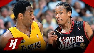 2001 NBA Finals - Game 1 - Full Game Highlights - Philadelphia 76ers vs Los Angeles Lakers