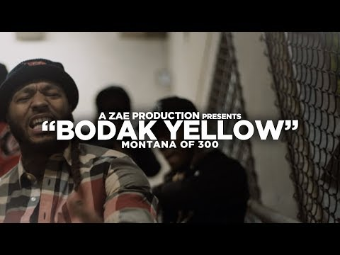 Montana Of 300 - Bodak Yellow [REMIX] Shot By @AZaeProduction