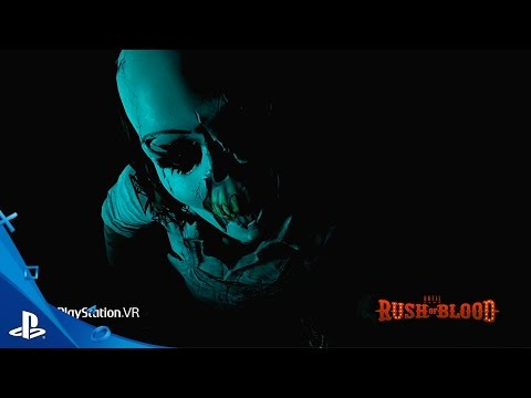 Until Dawn: Rush of Blood Trailer