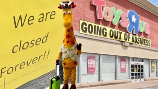 The Final Day of Toys R Us - Closed Forever / Saying Goodbye