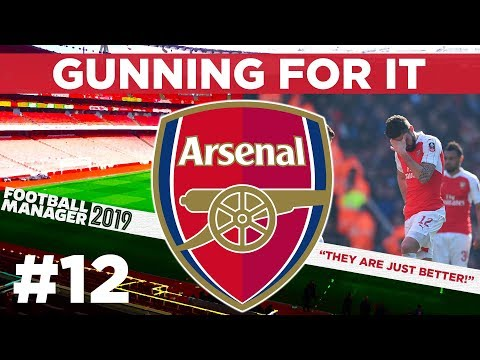 GUNNING FOR IT | PART 12 | WE DON'T DESERVE IT | Football Manager 2019