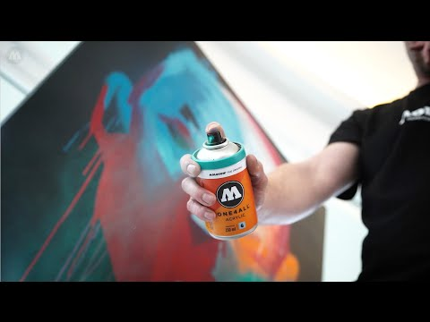 Molotow One4All Acrylic Spray Paint
