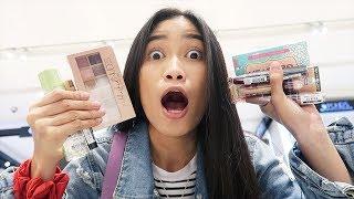 shopping ng MAKEUP at syempre may HAUL mwa!