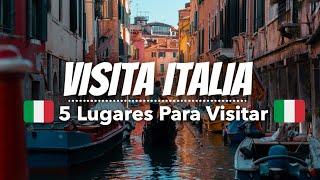 Las ciudades más visitadas de Italia