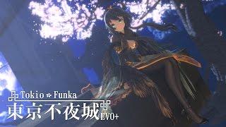 【MMD】TDA式洛天依羽衣翅金絲雀旗袍的『Tokio・Funka』