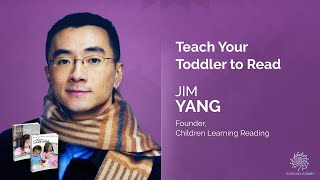 🔵 Children Learning Reading. Interview with Founder Jim Yang.