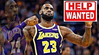 LeBron James now has the Kobe Problem