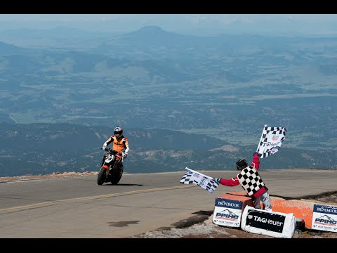 2016 Pikes Peak International Hill Climb Diary #8 - Cycle News