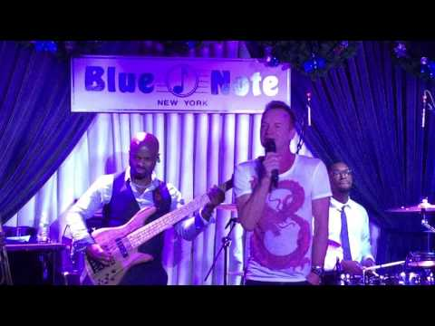 Sting & Chris Botti at the Blue Note December 17th, 2016
