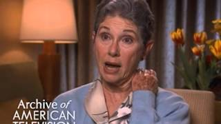 """Elinor Donahue discusses working with the cast of """"The Andy Griffith Show""""- EMMYTVLEGENDS.ORG"""