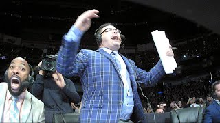 Mauro Ranallo On If He Will Ever Go Back To Pro Wrestling