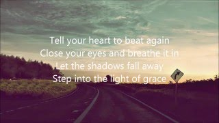 """Tell Your Heart To Beat Again"" - Danny Gokey (Lyrics)"
