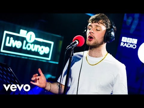 Tom Grennan - God Is A Woman (Ariana Grande) in the Live Lounge