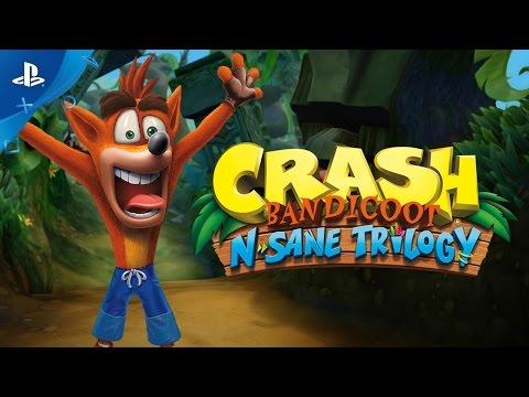 Crash Bandicoot N. Sane Trilogy Trailer